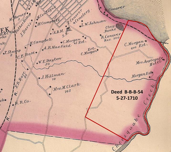 1876 Everts & Stewart Map