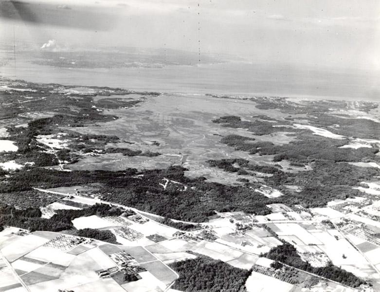Cheesequake Creek – 1937