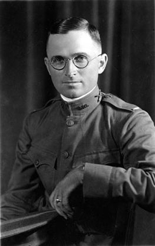 1LT Truman - Sept 1917