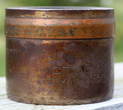 "World War I ""Victory"" Ash Tray"