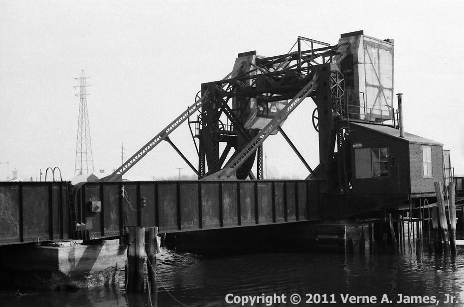 Circa 1975 - RR Bridge