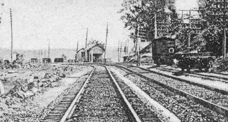 Morgan Station, Circa 1905