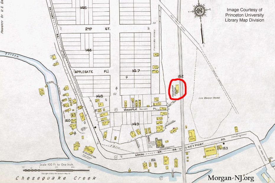 1919 Sanborn Map
