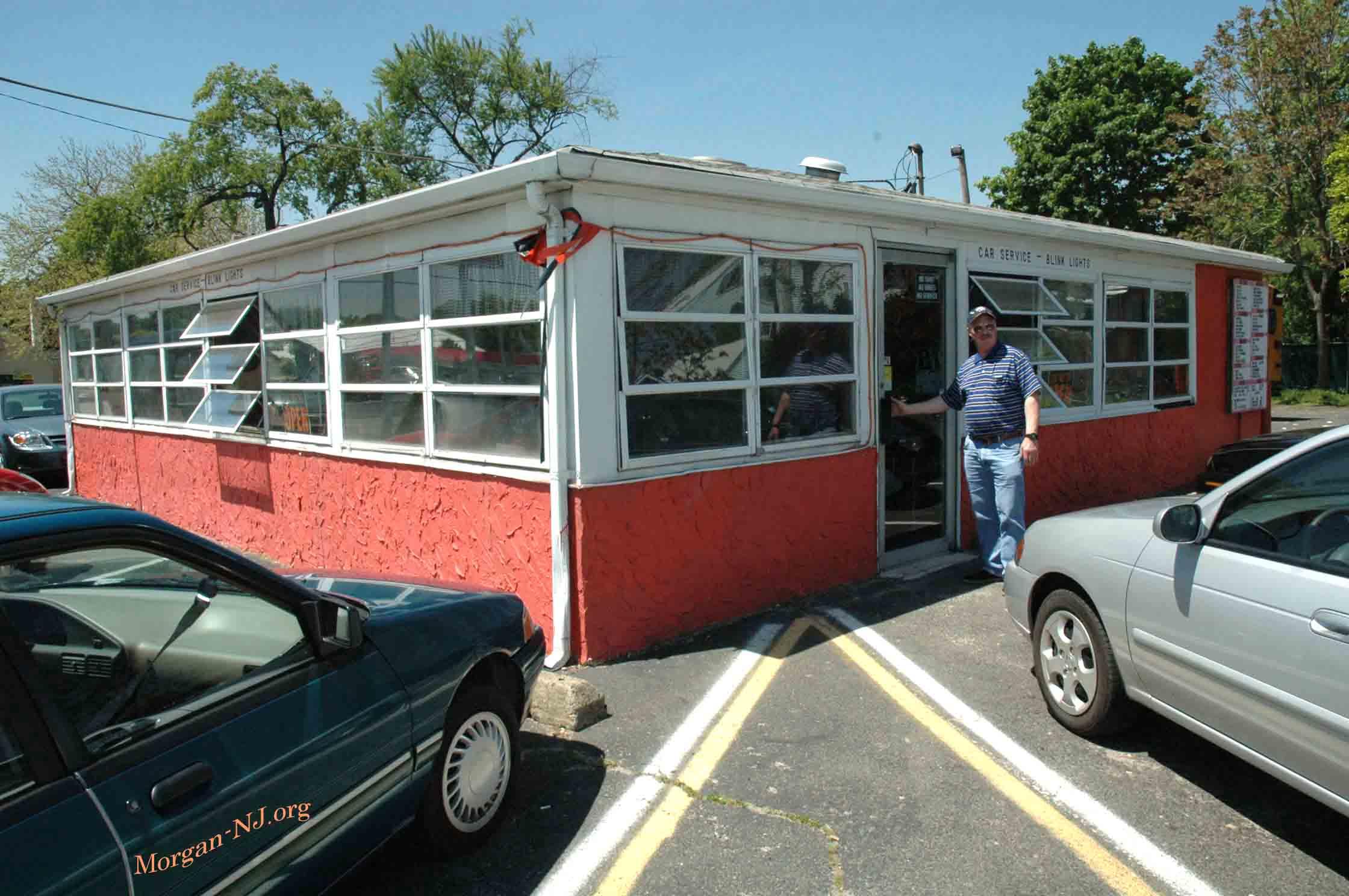 Stewart's Root Beer Stand in Morgan, NJ