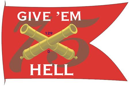 USS HST- Battle Flag
