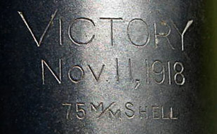 """Victory"" Inscription"