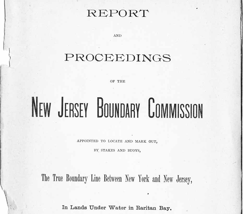 Cover of Commission Report