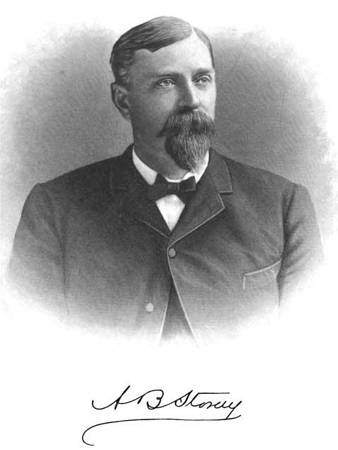 A. B. Stoney