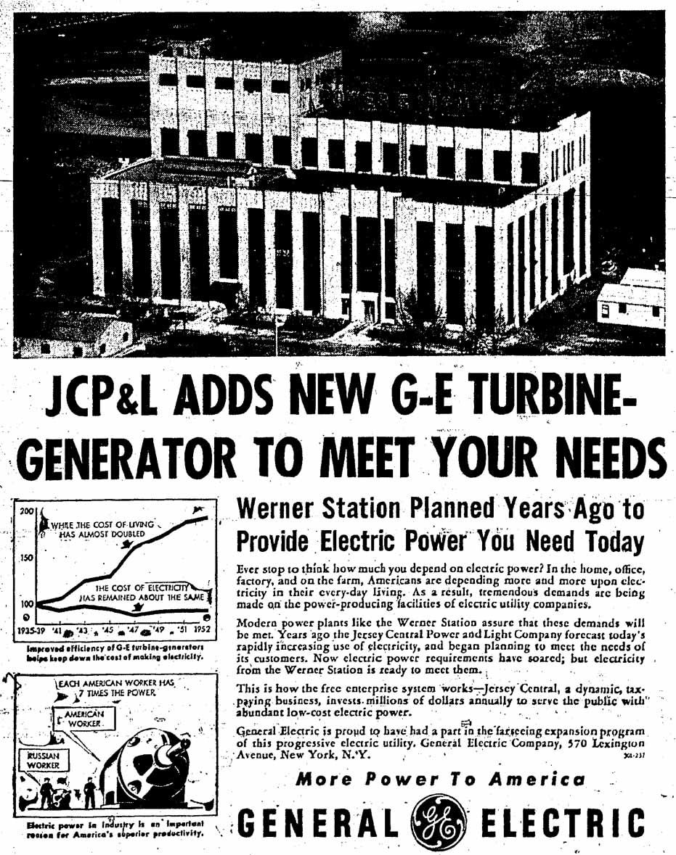 1953 0611 - JCP&L GE Ad