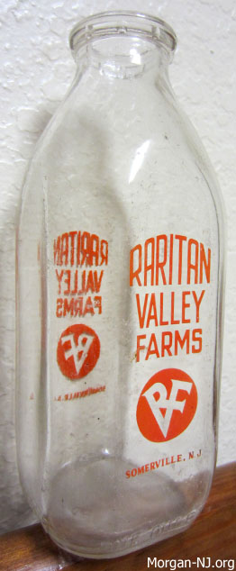 RVF Milk Bottle
