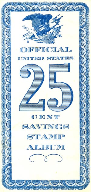 Stamp Book Cover