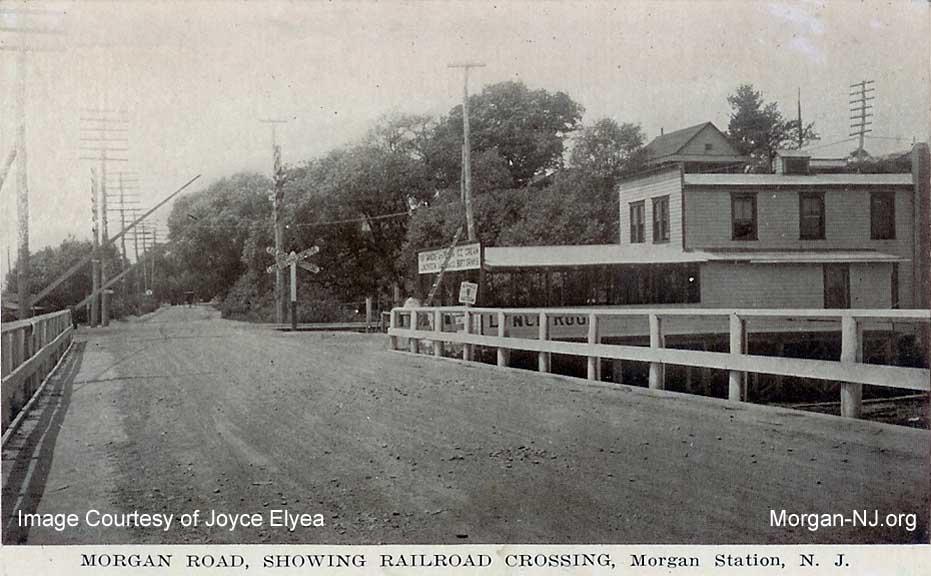 Morgan Road