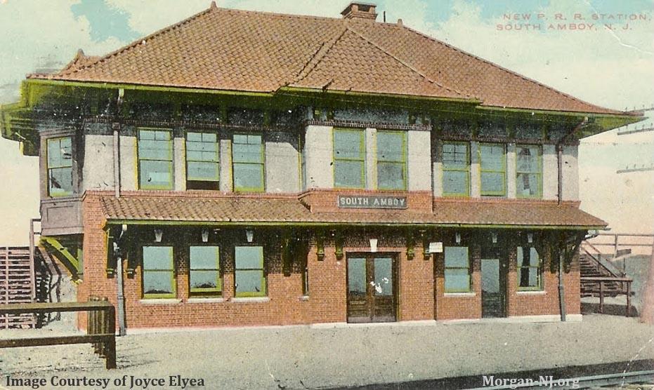 South Amboy Union Station